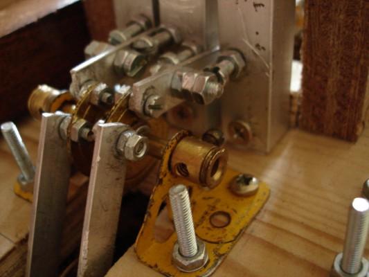 Pedal steel guitar by Chris Meighan