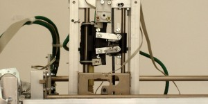 Three-axis CNC robot